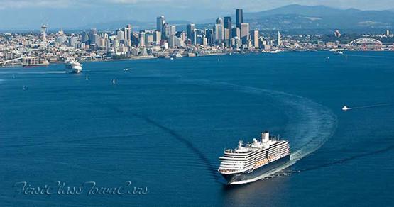 Cruise Pier 91 Car Service